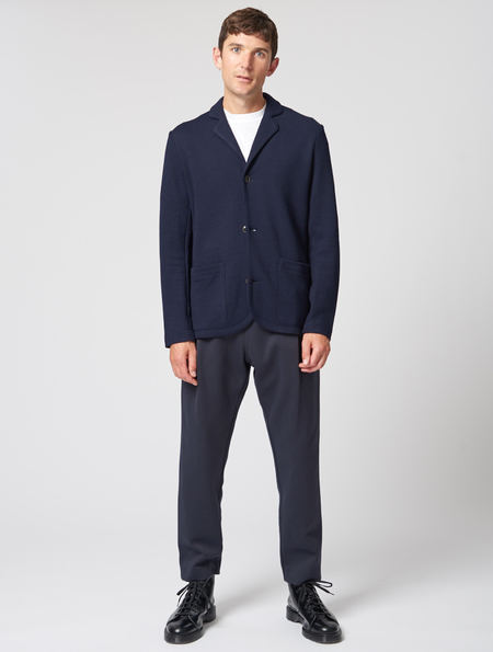 A Kind Of Guise Knitted Nagasaki Blazer
