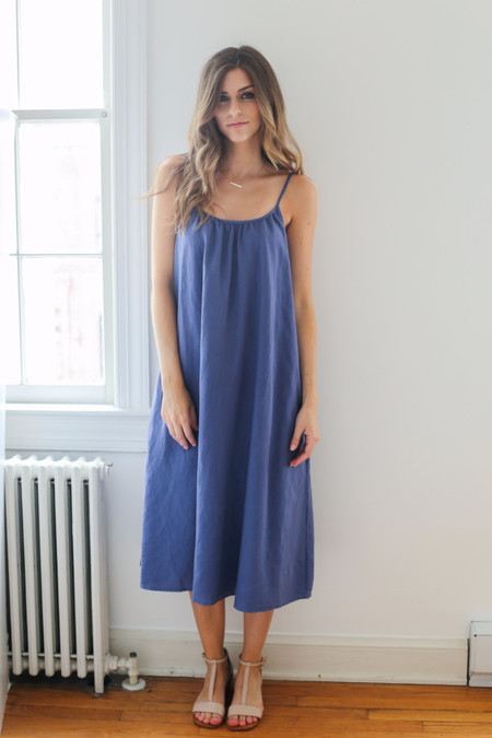 Lacausa Anais Dress French Blue