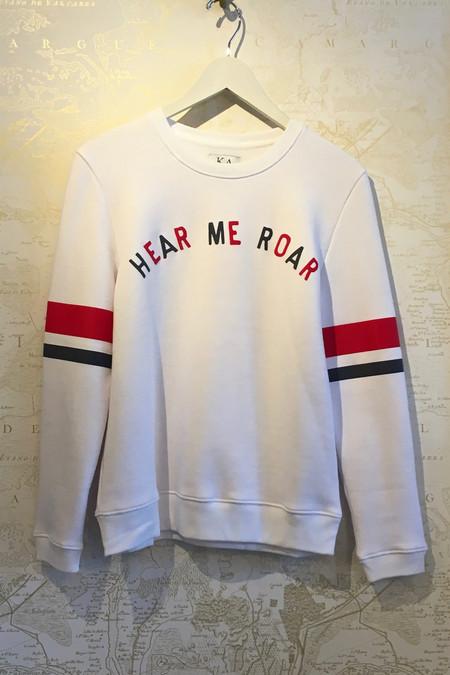 Zoe Karssen 'Hear Me Roar' Sweatshirt