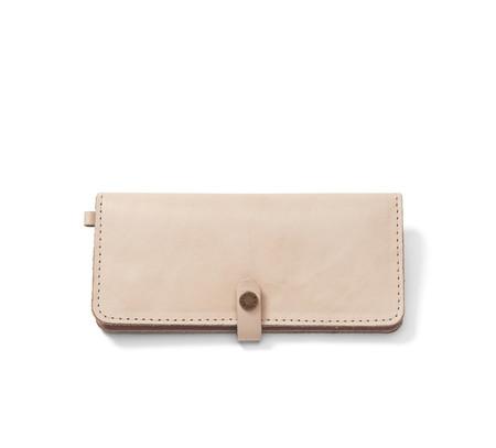 Lowell n. 104 VEG wallet - Nude