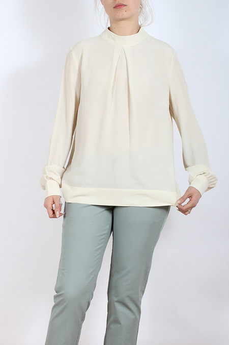 JUST FEMALE CATLIN BLOUSE