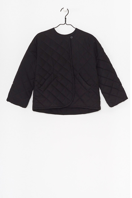 KOWTOW ANCHOR QUILTED COAT