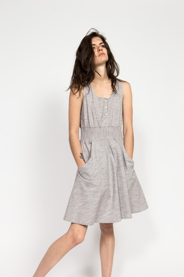 Bridge & Burn Slub Dress