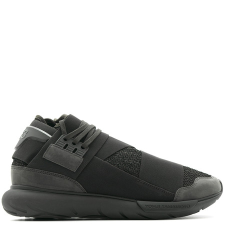 Y-3 QASA HIGH - BLACK OLIVE