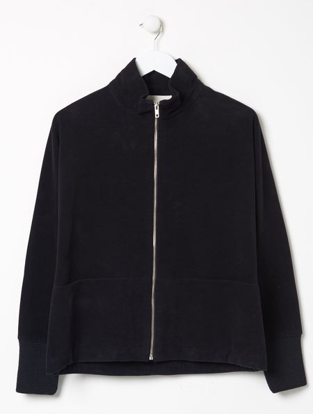 Stephan Schneider Black Numeral Jacket