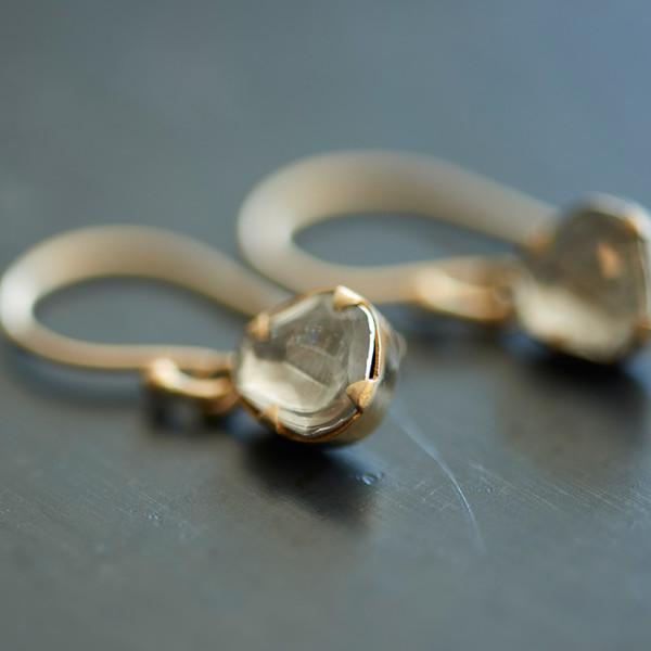 Sierra Winter Primrose Diamond Earrings