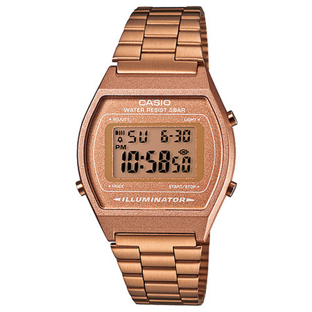 CASIO VINTAGE WATCH (B640WC-5A) - ROSE GOLD