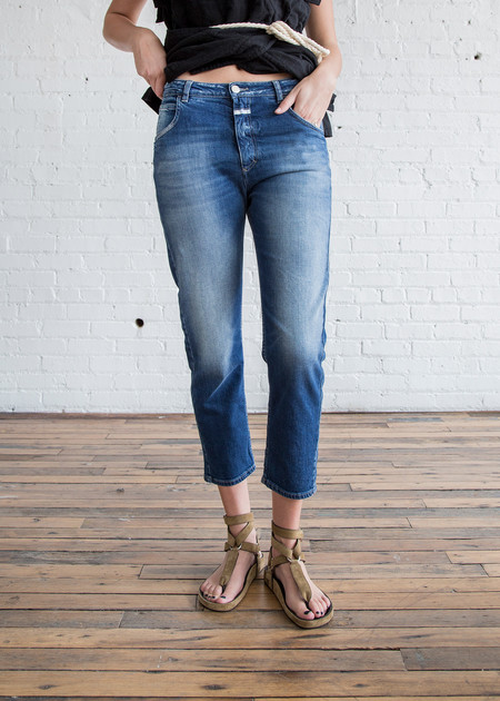 Closed Heartbreaker Jeans in Washed Down Blue