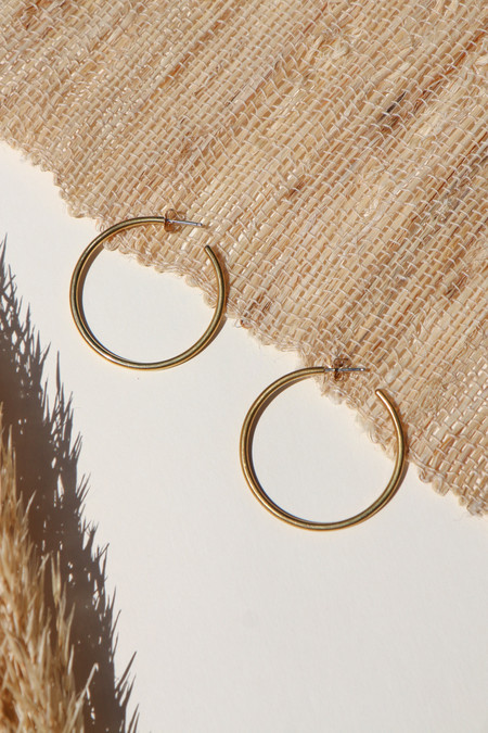 Seaworthy Angela Hoops