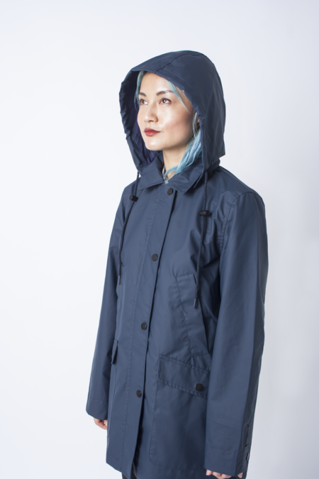 Steven Alan Atlantic Slicker Raincoat