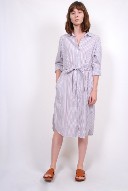 Xirena Dex Shirt Dress - Liberty