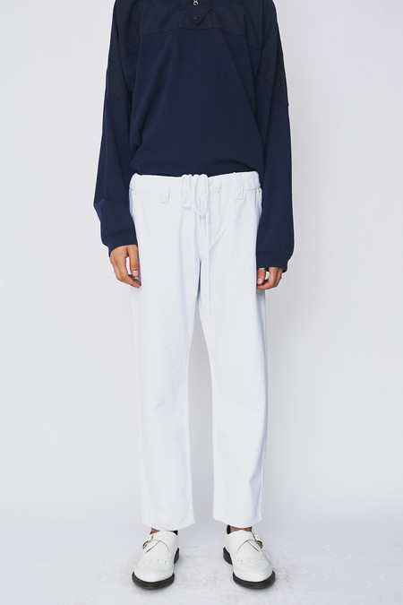 Willy Chavarria Cotton Pachuco Slim Trouser