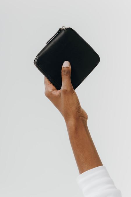 BAGGU square wallet - black