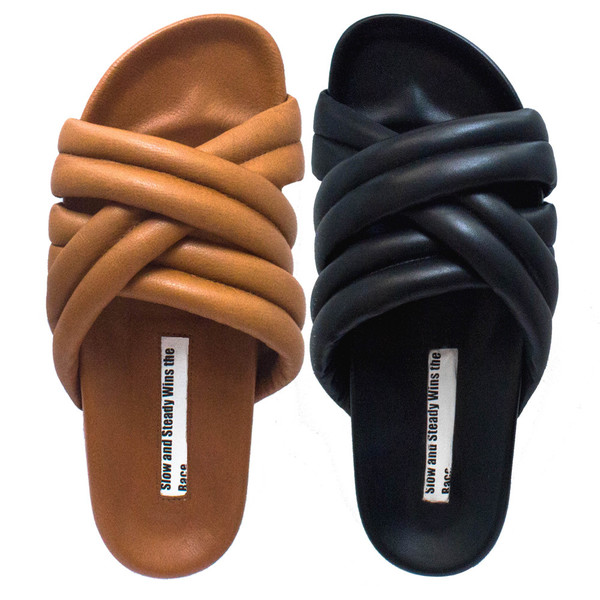Slow And Steady Wins The Race Triple Strap Slide