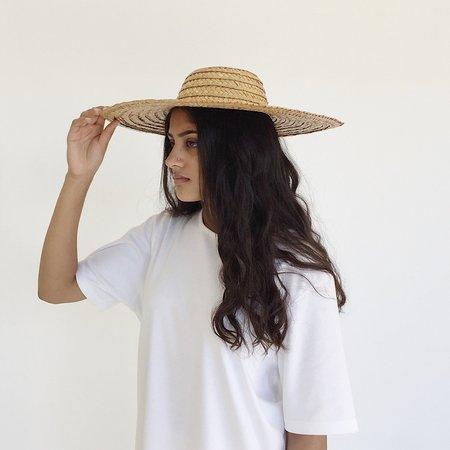 Johan Vintage Straw Hat