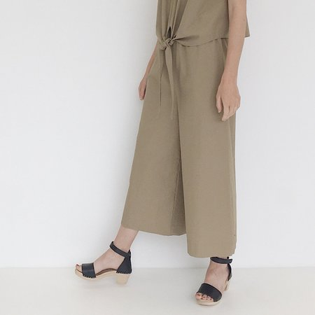 Open Air Museum Olive Rigby Culotte