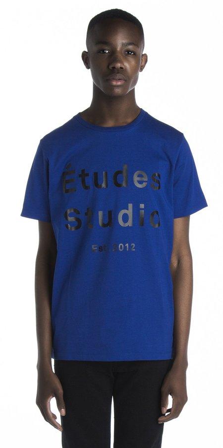 Page Etudes Blue T-Shirt