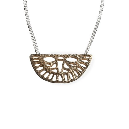 ODETTE NEW YORK LARGE AMULETUM NECKLACE