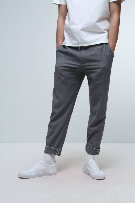 Habits Studios Classic Straight Trouser