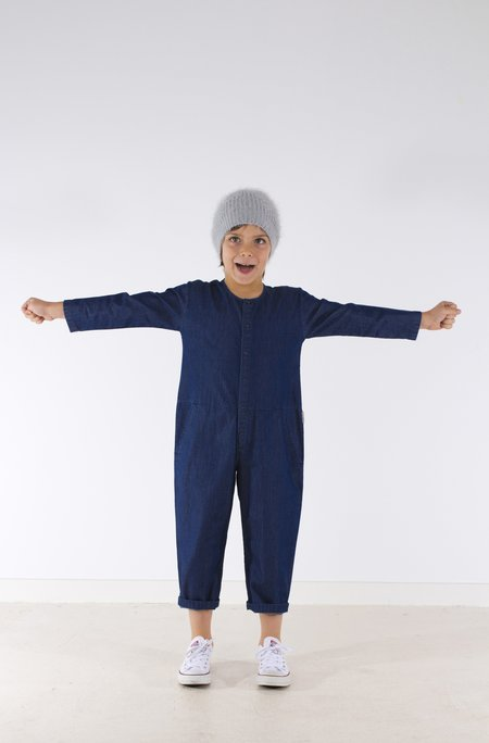 Kid's Tiny Cottons DENIM ONE PIECE
