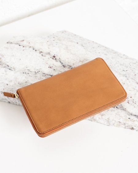 Minor History Tall Coupe Large Zipper Wallet