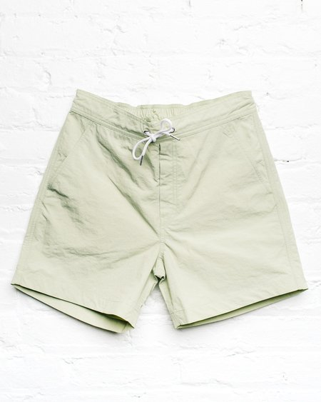 Norse Projects Hauge Swimmers - Perimeter Green