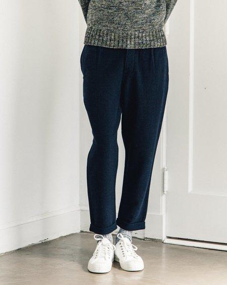 Universal Works Wool Pleat Pant
