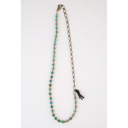 Marisa Mason Jewelry Santa Fe Necklace/Wrap Bracelet