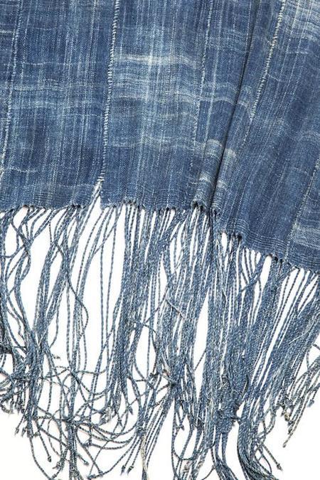 Studio One Eighty Nine Scarf - Blue Indigo