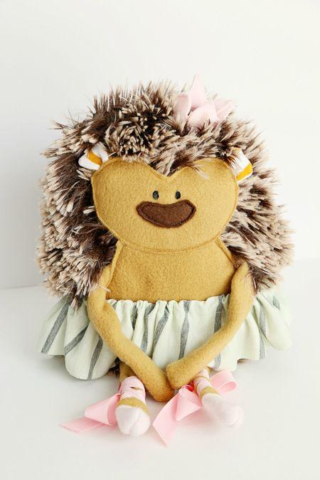 Kid's Mila's Zoo Penelope Porcupine