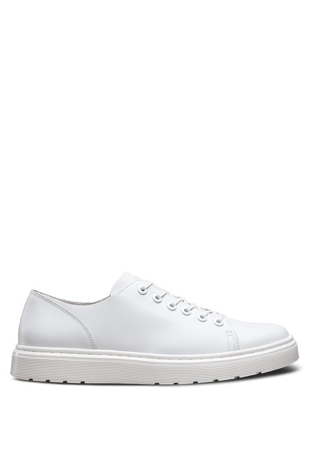 Dr. Martens Leather Dante - White
