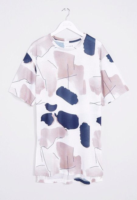 Native Youth Linear Tint Dress
