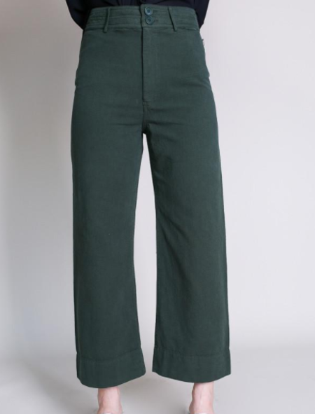Apiece Apart Merida Pant Green