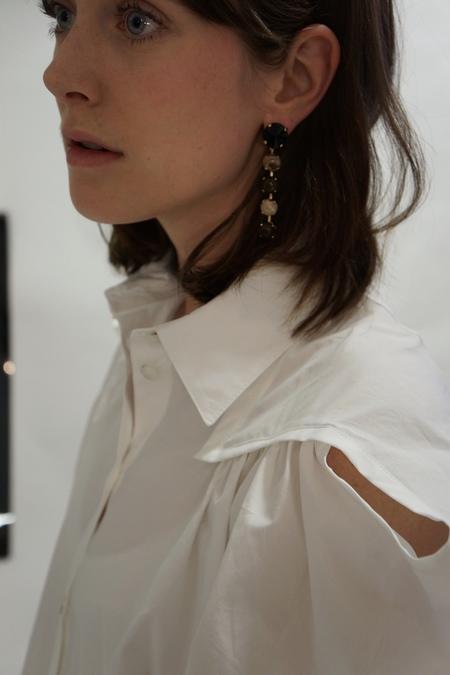 Rachel Comey Crescent Shirt - White