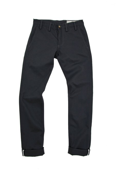 Rogue Territory Officer Trouser - Charcoal