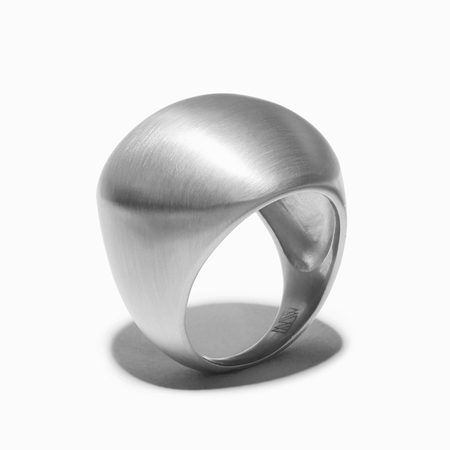 Ming Yu Wang Helm Ring - Sterling Silver