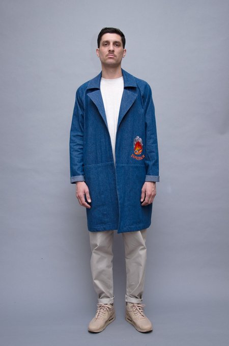 North Hill Denim Burnacar Jacket