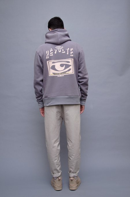 North Hill Revolte Hoodie - Grey