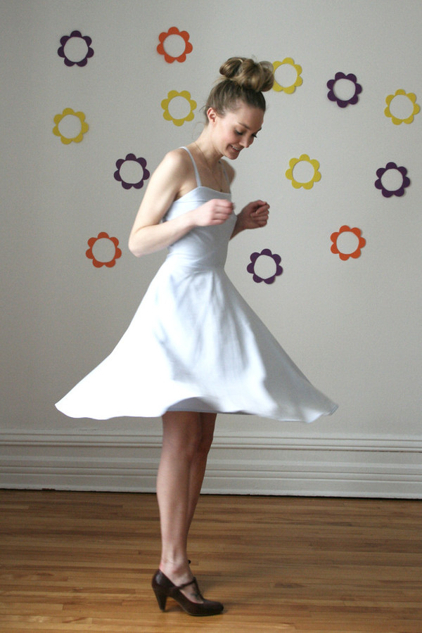 Heidi Martens Crocus Dress