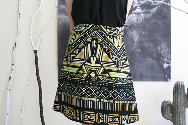 Heidi Martens Nettle Skirt