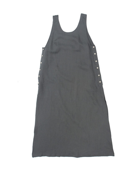 Ilana Kohn Jayna Dress in Graphite
