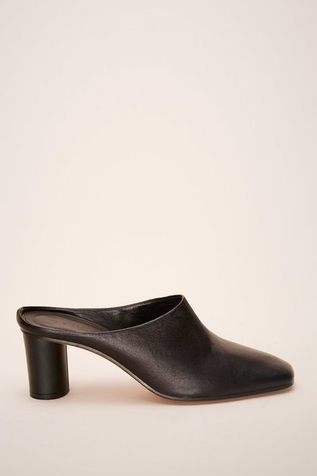Gray Matters Leather Micol Mule