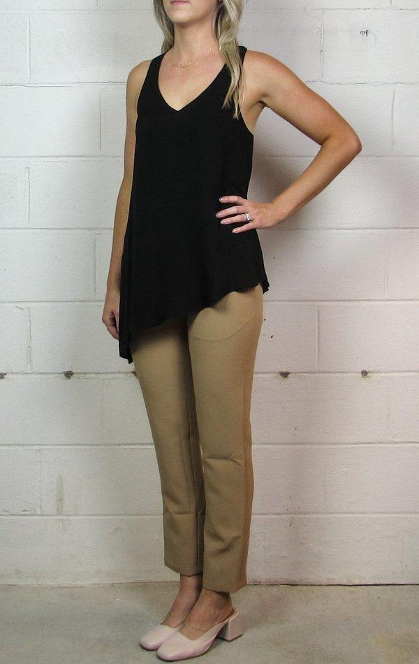 Heather francoise silk top
