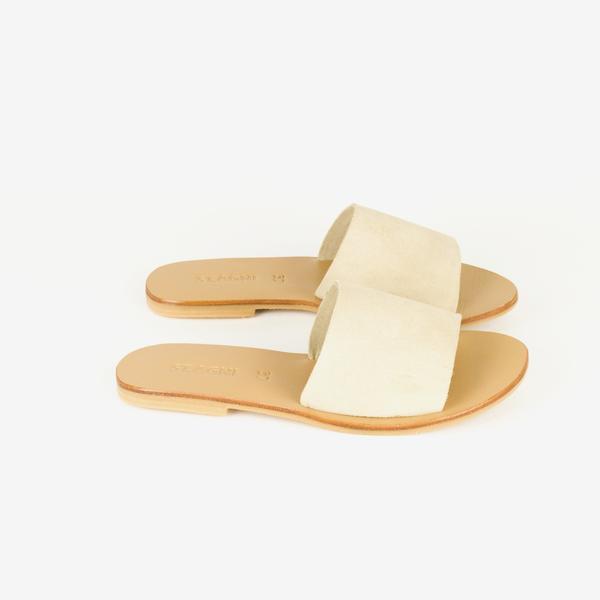 St. Agni Aiko Basic Slides - Sand
