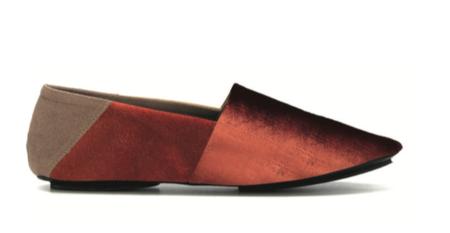 Newbark Jacks Slip-On- Saffron