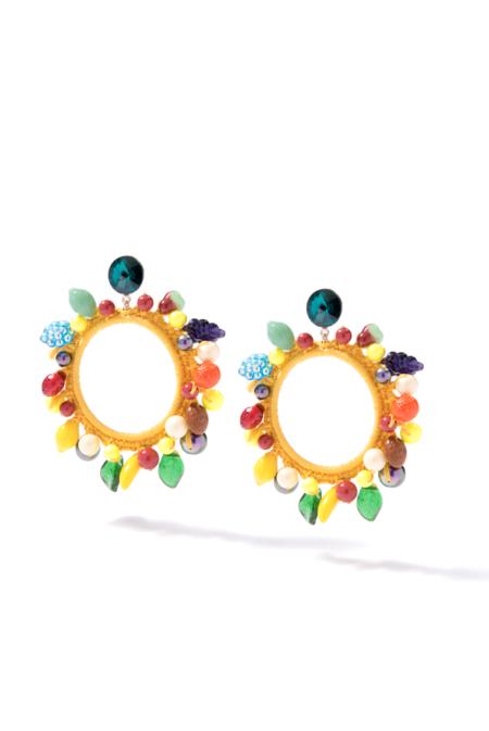 Venessa Arizaga Fruit Punch Earrings