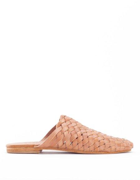 St. Agni Bunto Woven Loafers - Tan