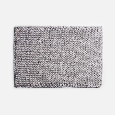 Someware Seashore Doormat - Light Grey