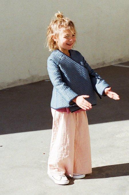 Kid's Shopboyandgirl Siena Pant in Blush