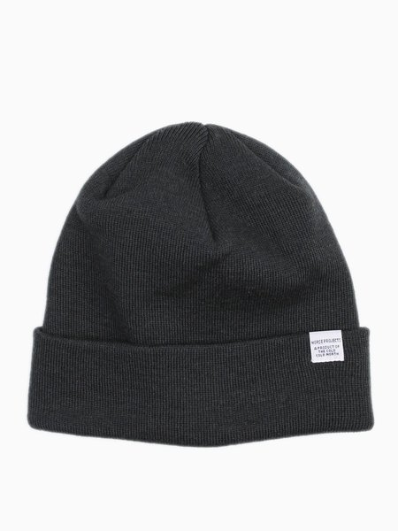 Norse Projects Norse Top Beanie Moss